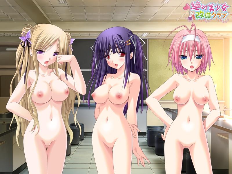 裸の立ち絵画像を集めようぜPart8->画像>766枚