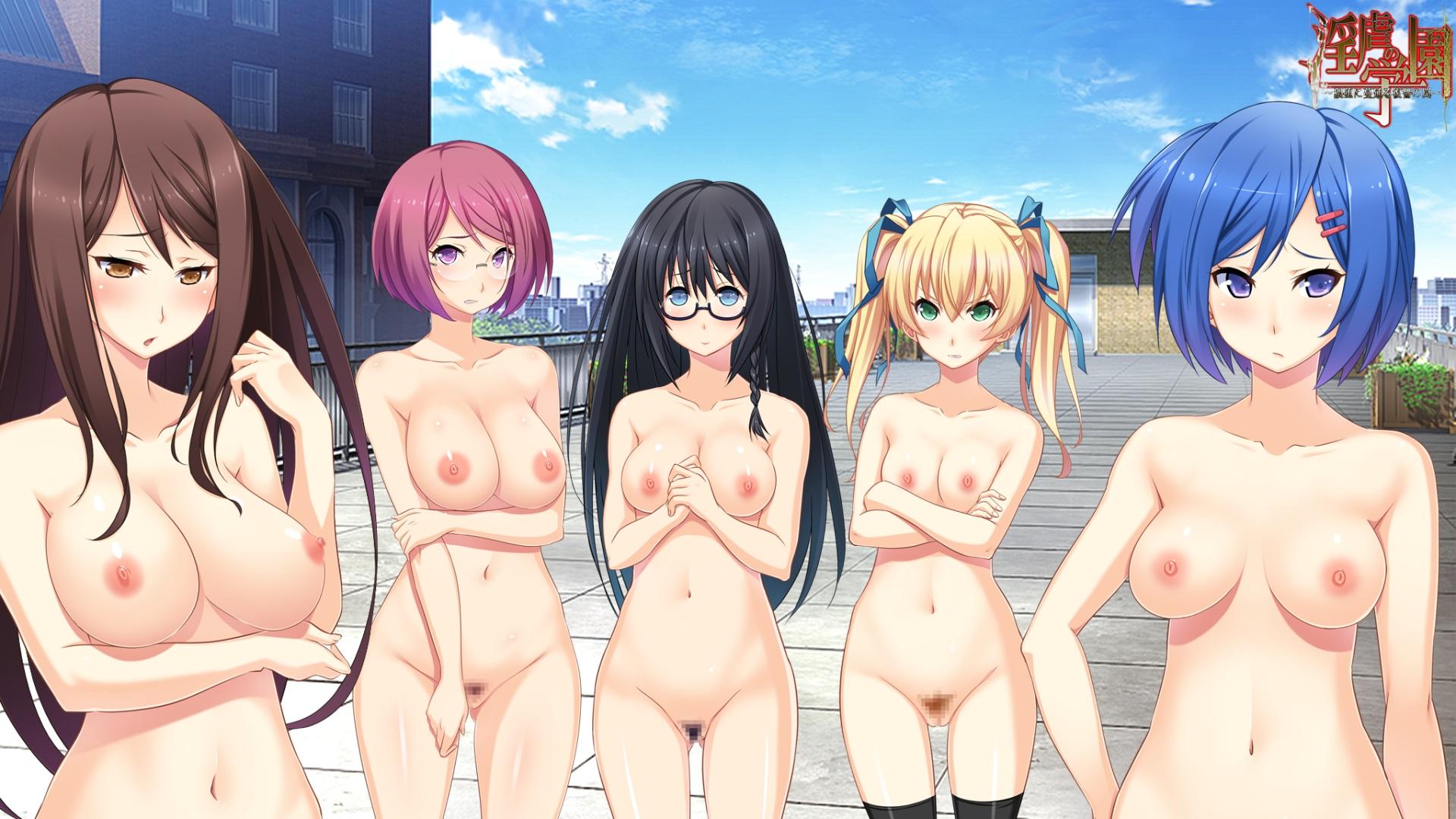 裸の立ち絵画像を集めようぜ Part18->画像>465枚